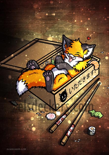 bento fox